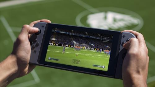 ●『FIFA 18』ニンテンドースイッチ版の特徴が明らかに…9月29日全世界発売開始