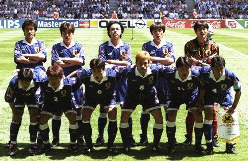 ●カズW杯メンバー落選から19年…1998年フランスW杯出場22人の現在