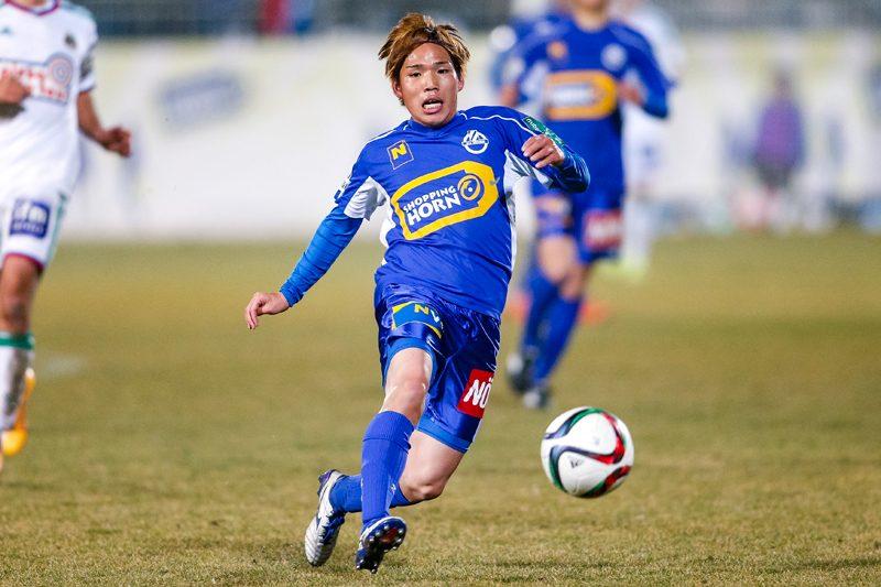 J3栃木、榊翔太が完全移籍加入…本田実質オーナーのSVホルンから獲得