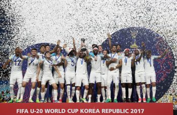 U20 イングランド