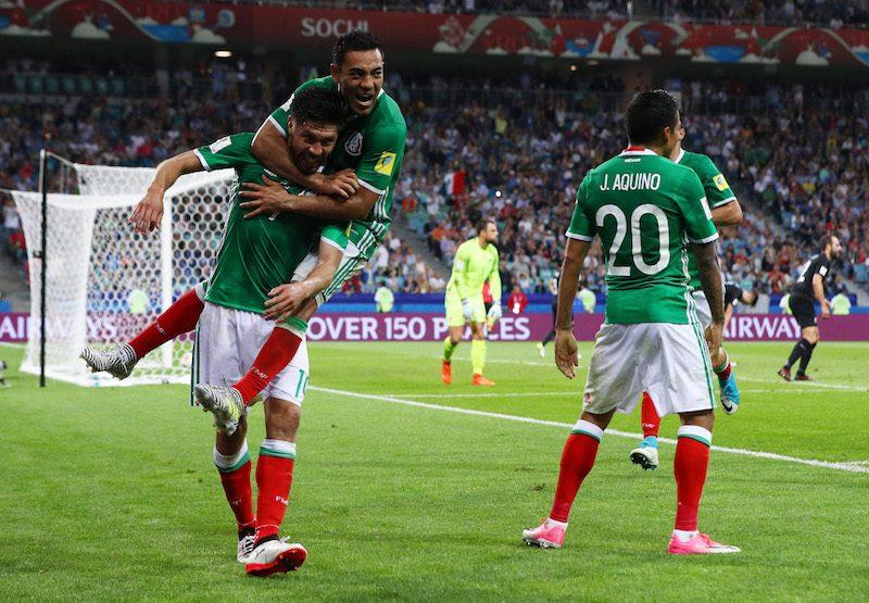 メキシコが逆転勝利で首位浮上…...
