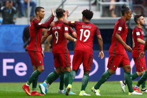 ●C・ロナウドが2戦連発…ポルトガル、ニュージーランドに4発快勝で首位通過