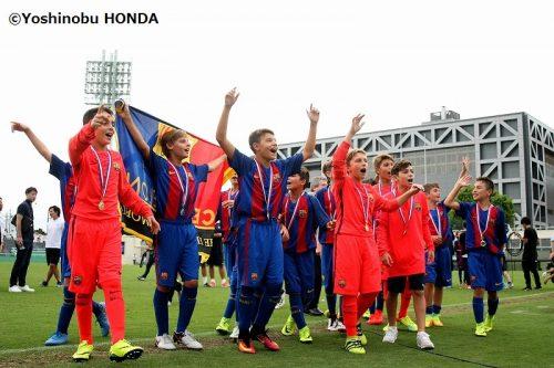 ●バルセロナやアーセナルが来日…U-12ジュニアチャレンジの開催決定