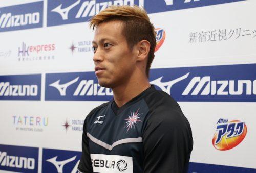 ●本田、移籍先選びは「最後まで粘る」…その決断のポイントとは