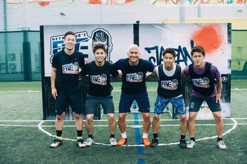 Team Kaoru Morioka