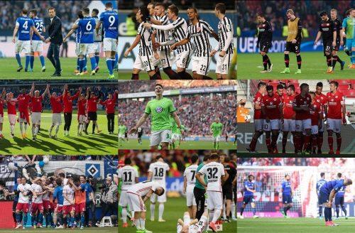 ●これを読めばすべてわかる!  ブンデスリーガ 16-17シーズン「全クラブ通信簿」(10位~18位編)