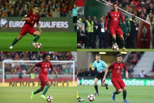 今ポルトガルが熱い! FIFAがコンフェデ杯に臨む若手4選手に注目