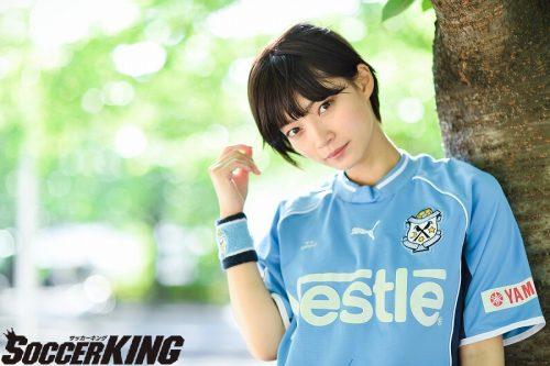 【Jリーグと私】田中真琴(モデル/女優)~私がジュビロ磐田を愛する理由~