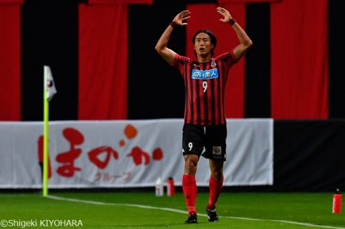 20170729 J1 Sapporo vs Urawa Kiyohara2