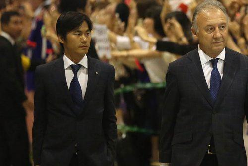 ●ザッケローニ元通訳の矢野大輔、イタリア6部の監督に就任