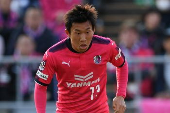 元ドルトの丸岡満、C大阪から長崎へ期限付き移籍「結果を残したい」