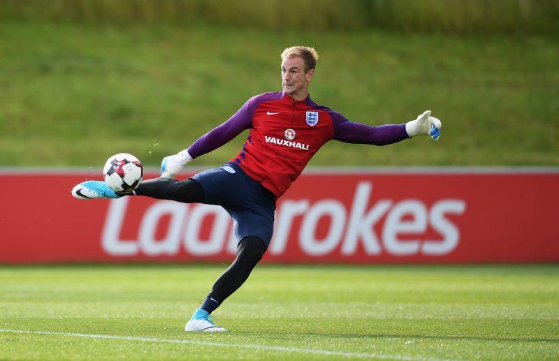 イングランド代表GKのハート