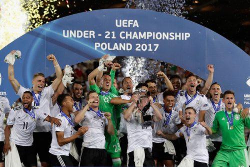●ドイツが8年ぶりのU21欧州制覇! 豪華メンバーのスペインを完封し2度目の優勝