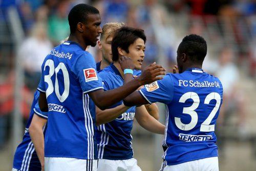 シャルケ内田、練習試合での2発は「すごく嬉しい」…新シーズンへ抱負