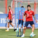 FC Bayern Muenchen Unveils New Signing James Rodriguez