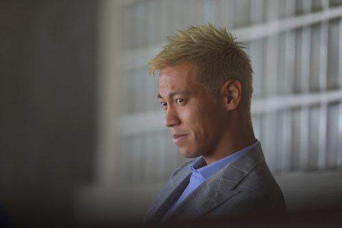 ●パチューカ本田、デビューは3〜4週間後の見込み…監督「筋肉系の違和感」