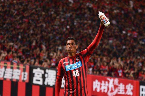 ●札幌デビュー戦で初ゴールを奪ったFWジェイ「チームが素晴らしかった」