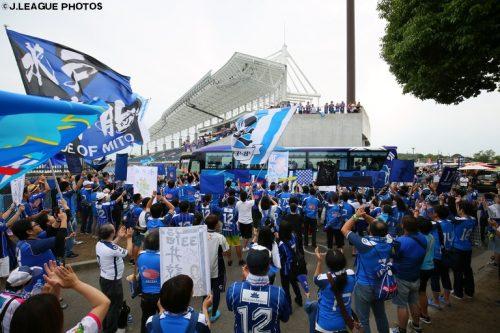 【ライターコラムfrom水戸】リーグ後半戦、「パートナー」と心を一つに、さらなる高みを目指す!