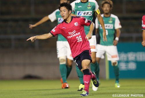 【ライターコラムfromC大阪】U-23の成長株・斧澤隼輝、さらなる飛躍でトップデビューを掴めるか