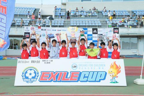 威風堂々! 個の強さとチーム戦術の高さが光ったPIVOが、EXILE CUP 東海大会3連覇!