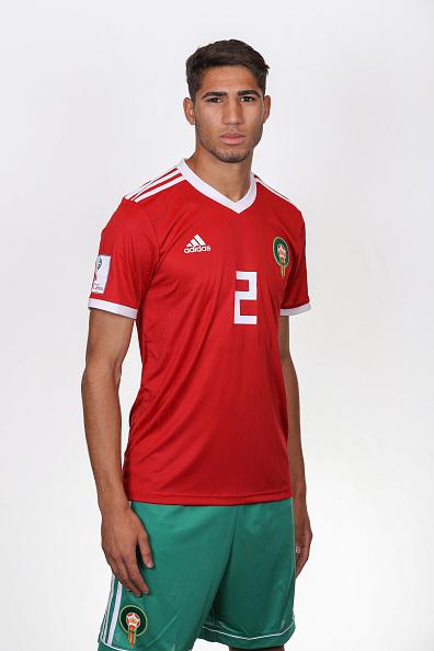 アクラフ・ ハキミ(モロッコ代表)のプロフィール画像