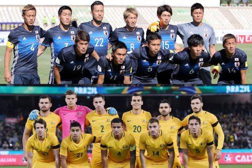 日本代表がW杯に出場するための条件とは…? オーストラリア戦が鍵を握る