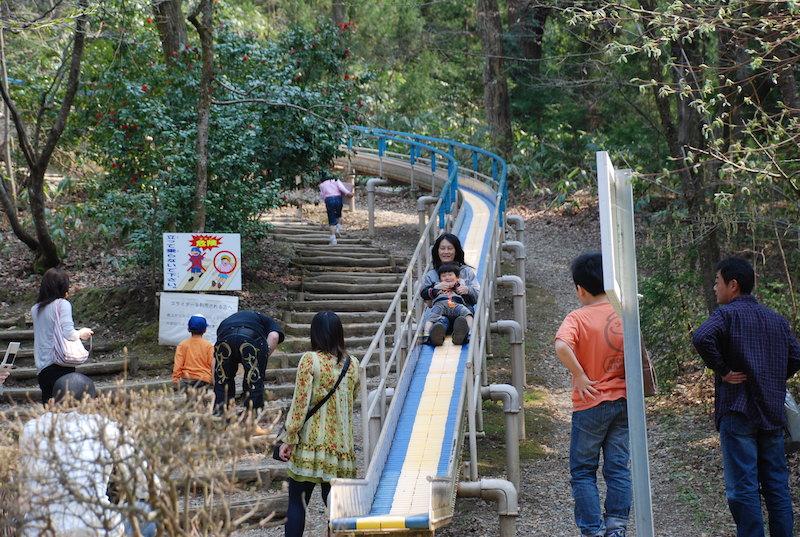 加茂山リス園