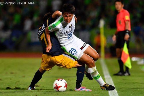 20170826 J2 Gunma vs Shonan Kiyohara6