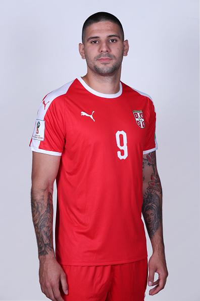アレクサンダル・ミトロヴィッチ(セルビア代表)のプロフィール画像