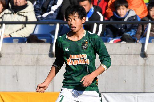 ●青森山田の10番・郷家友太、神戸加入が内定「大変嬉しく、誇りに思います」