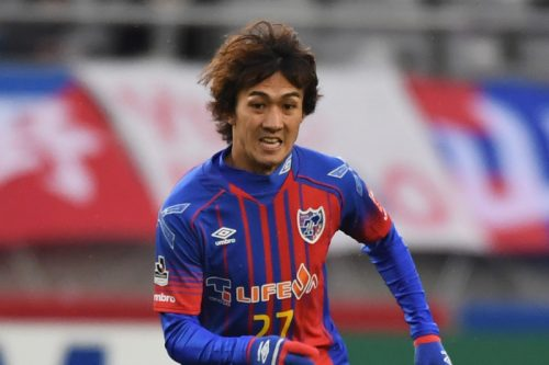 FC東京の田邉草民、左肩脱臼で手術…新加入のジャキットも負傷