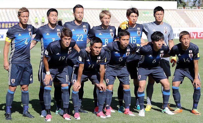 日本代表予備登録100名、年齢別...