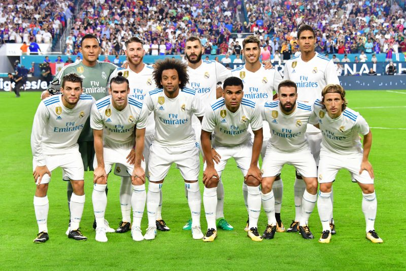 cl real madrid