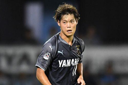 磐田MF松本昌也、右ひざ内側側副じん帯損傷…練習試合で負傷