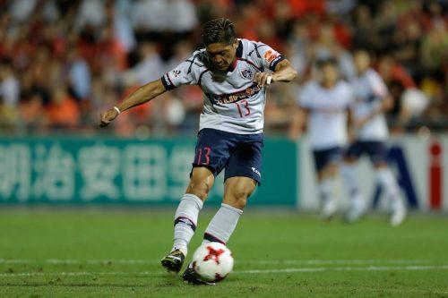 途中出場の大久保が7分で決勝点! FC東京が大宮撃破で7試合ぶり勝利