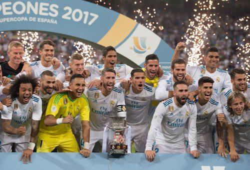 ●レアル、早くも今季2冠!…圧倒のクラシコ連勝で5年ぶりのスーペルコパ制覇
