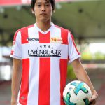 New player Atsuto Uchida of Union Berlin
