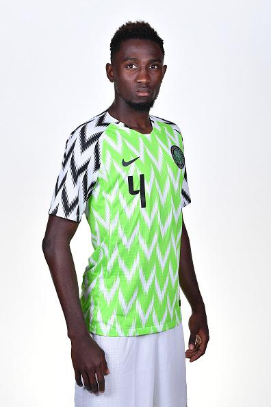 ウィルフレッド・ディディ(ナイジェリア代表)のプロフィール画像