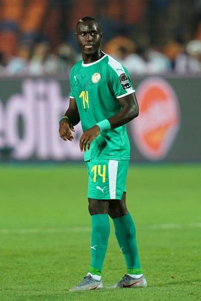 アンリ・セヴェ(セネガル代表)のプロフィール画像
