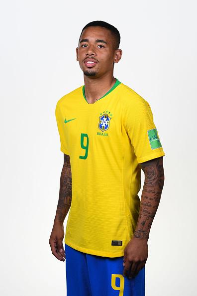 ガブリエル・ジェズス(ブラジル代表)のプロフィール画像