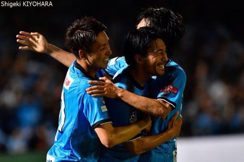 20170909 J1 Kawasaki vs YokohamaFM Kiyohara14