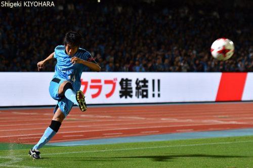 20170909 J1 Kawasaki vs YokohamaFM Kiyohara16