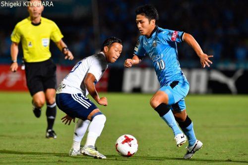 20170909 J1 Kawasaki vs YokohamaFM Kiyohara3