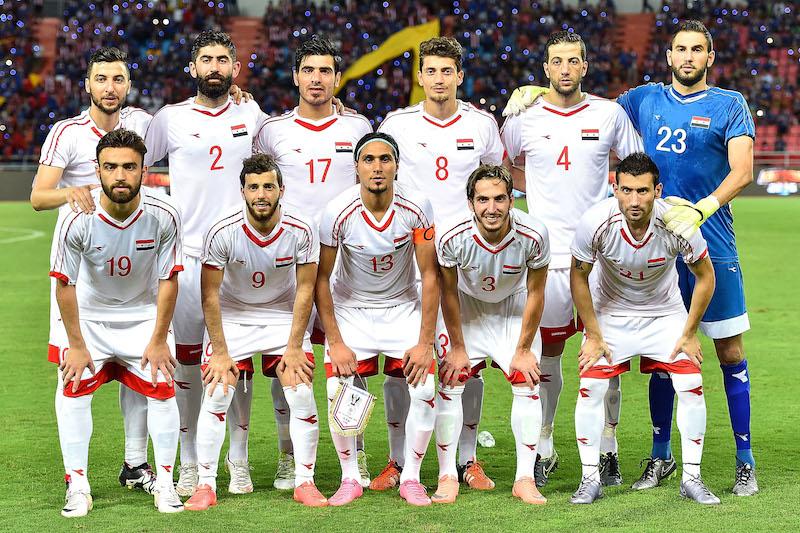 シリア代表