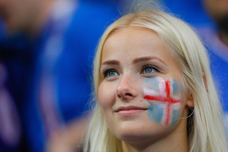 アイスランドサポーター