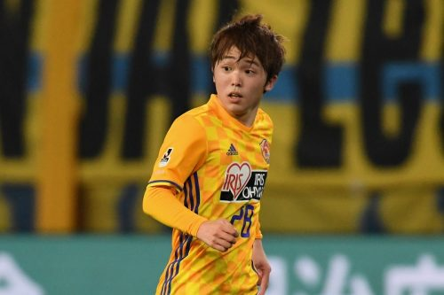 徳島、育成型期限付き移籍で仙台MF佐々木を獲得「J1昇格のために全力」