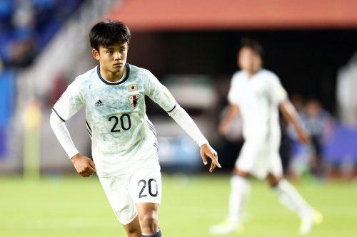 ●U17W杯に挑む日本代表メンバーが発表…久保建英ら21名、GKには中学生鈴木も