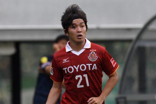 J1復帰目指す名古屋、八反田康平が全治12週間の離脱…右ひざ負傷
