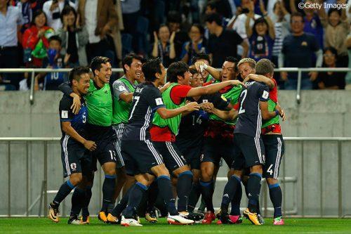 【ハイライト動画】浅野拓磨、井手口陽介のゴールで日本がW杯6大会連続出場を決める!