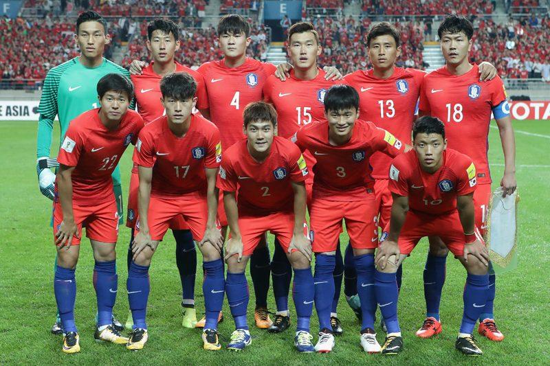 韓国代表23名発表、Jクラブから...